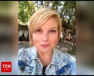 Поздравление Марии Бурмаки с Днем Независимости Украины