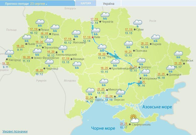 погода 23-27 серпня 2017_1