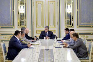 Порошенко доручив ініціювати розгляд непричетності України до ракет КНДР на Радбезі ООН