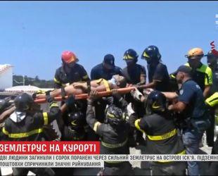 Дві людини загинули внаслідок сильного землетрусу в Італії