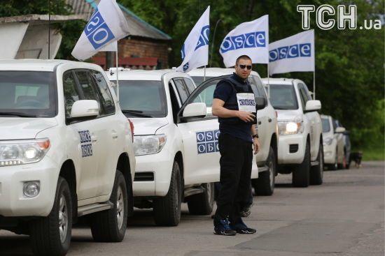 За останній рік в місії ОБСЄ на Донбасі вдвічі зросла кількість росіян – Геращенко