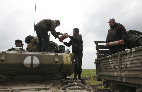 Четверо поранених бійців. Ситуація на Донбасі
