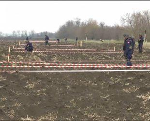 Люди в прифронтовой зоне погибают от мин
