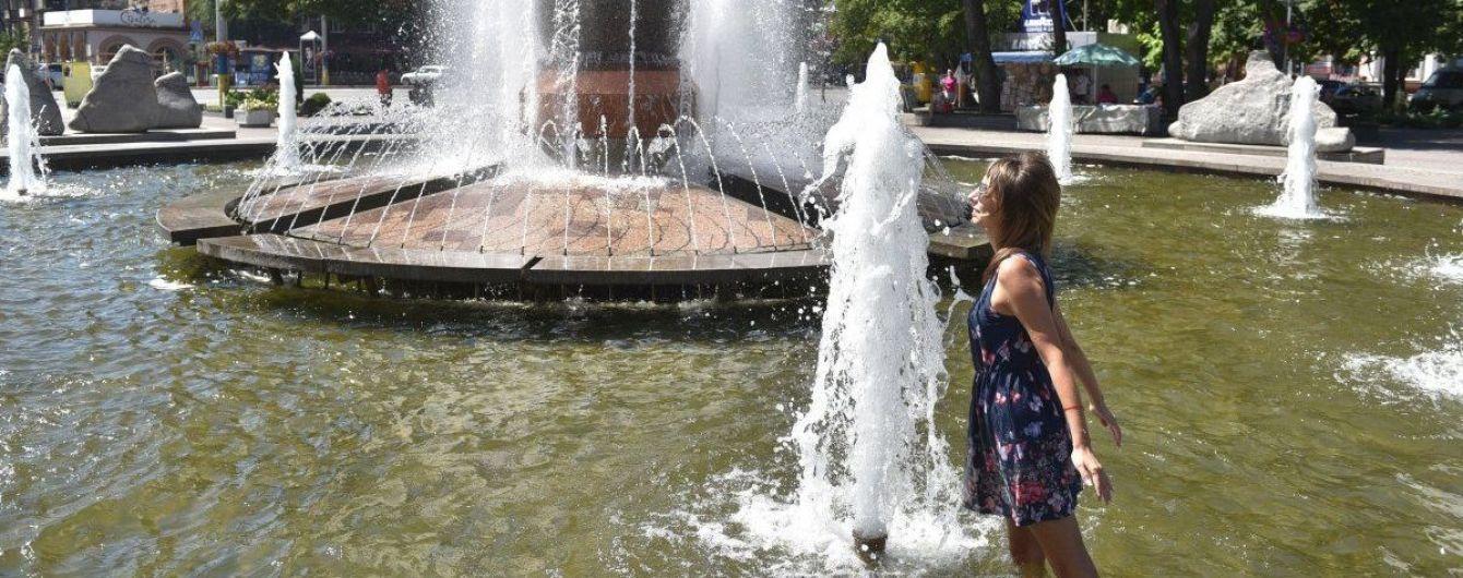 Літня спека та сонце. Прогноз погоди на 10 вересня