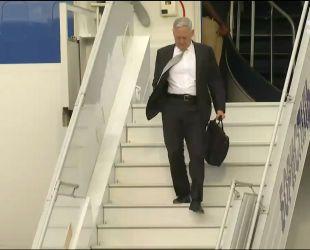 Министр обороны США Джим Мэттис прибыл в Киев