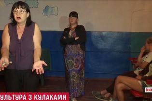 На Николаевщине заведующая клуба избила 15-летнюю девочку