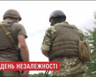 Бойовики продовжують обстрілювати позиції українських військових по всіх напрямках