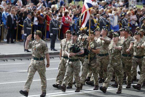 За лаштунками параду Дня Незалежності. Як жили іноземні бійці і що назвали найскладнішим