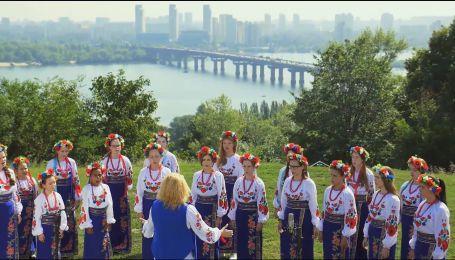 """Гімн України - до Дня Незалежності від """"1+1"""""""