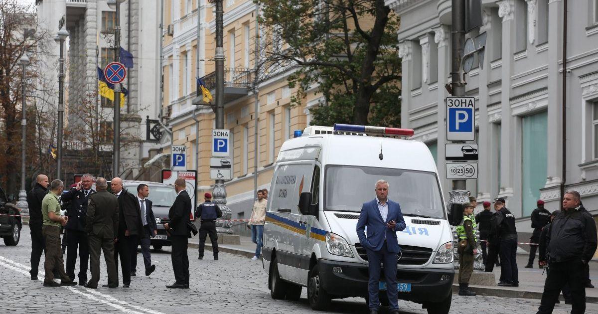 Після параду у центрі Києва стався вибух (25.99 26) 38d8e9ec26e62