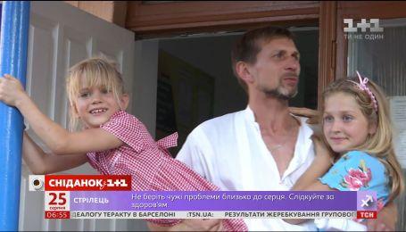 Суд повернув дітей родині вегетаріанців на Житомирщині