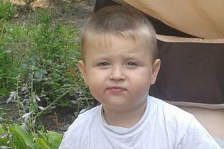 Ще 200 тисяч гривень потрібні на лікування 5-річного Вови