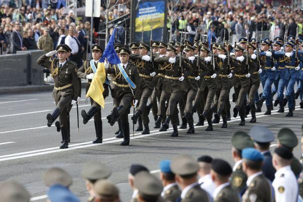 """""""Чомусь мені здається, у вас краще військо, ніж у мене"""", - міністр оборони США про українську армію"""