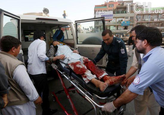 У Кабулі зросла кількість загиблих в результаті атаки бойовиків на мечеть