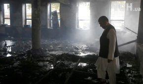 В Кабуле террорист-смертник подорвался в мечети: есть жертвы