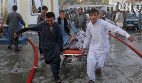 В Афганистане произошел второй за день взрыв в мечети: не менее 20 погибших