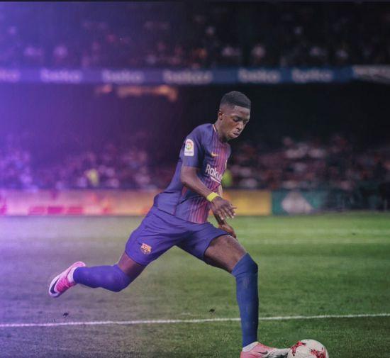 """""""Барселона"""" купила Дембеле за рекордні для себе гроші і віддала йому номер Неймара"""