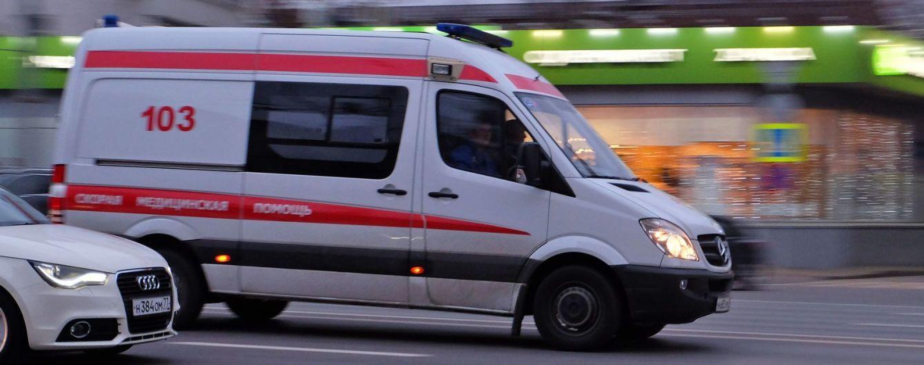 У Москві невідомий порізав перехожих
