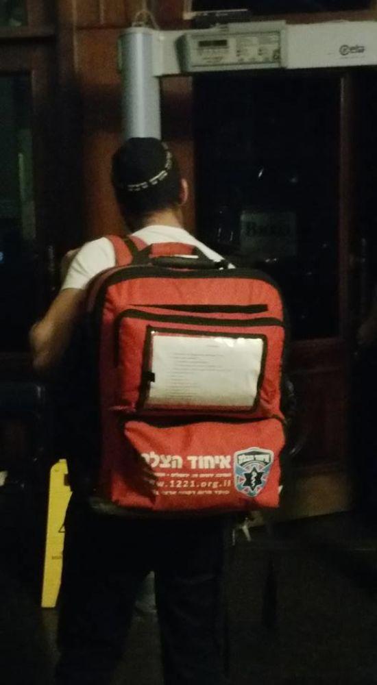 Першу допомогу збитому Шуфричем-молодшим пішоходу надав син головного рабина України