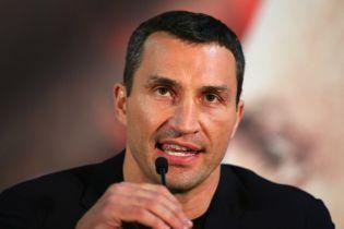 Владимир Кличко похвалил Макгрегора за боксерские навыки