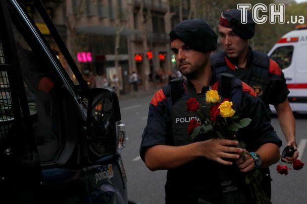 Теракт вБарселоне: украинские жители непострадали— МИД