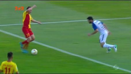 Сталь - Зірка - 0:1. Відео матчу