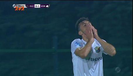 Александрия - Ворскла - 0:1. Видео матча