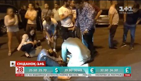 Син Шуфрича збив людину на пішохідному переході