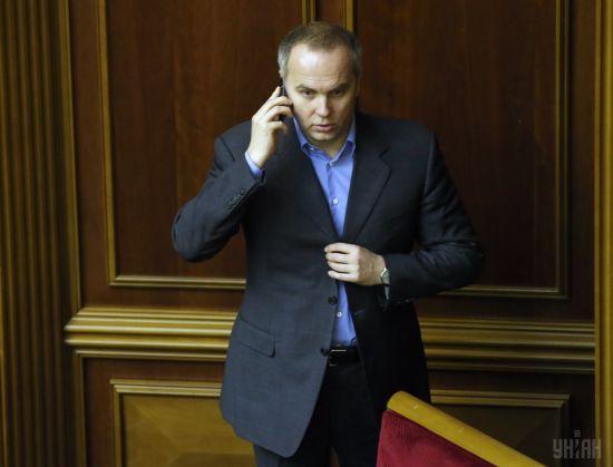 """Шуфрич пішов з """"Опоблоку"""" заради """"єдності та миру в Україні"""""""