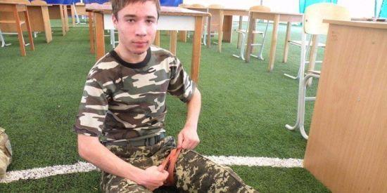 У Білорусі зник 19-річний син українського офіцера