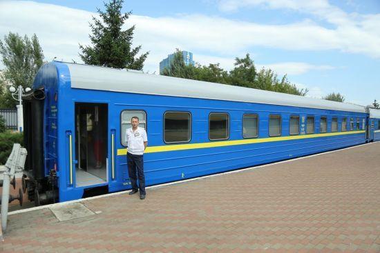 За українцями у поїздах спостерігатимуть через камери відеонагляду
