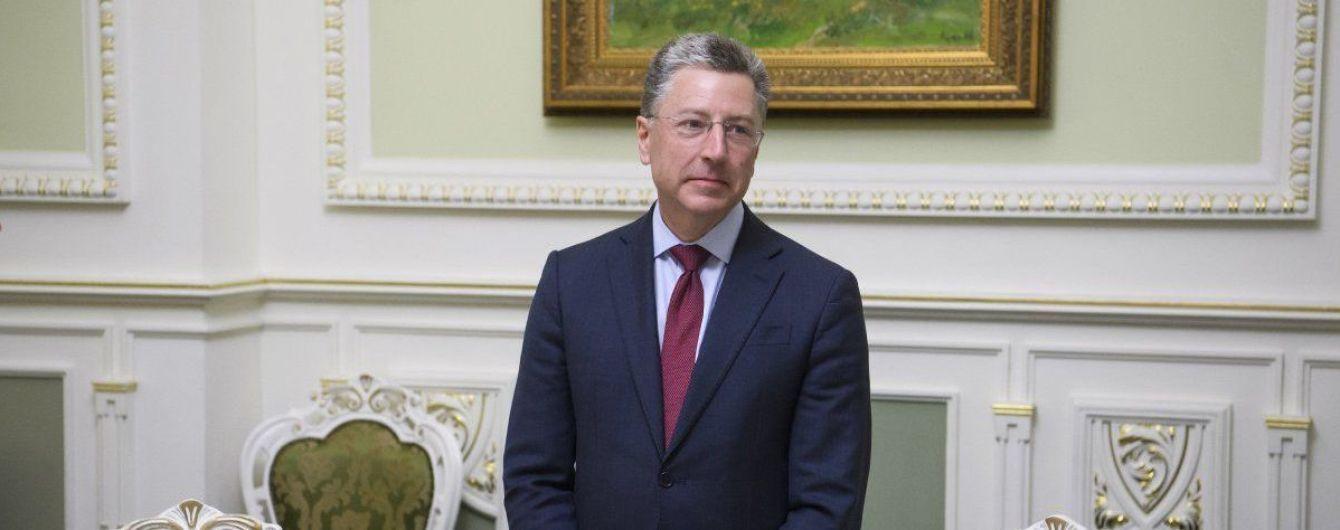 Волкер и Сурков поговорили о Донбассе в Сербии, потому что россиянина не пускают в ЕС