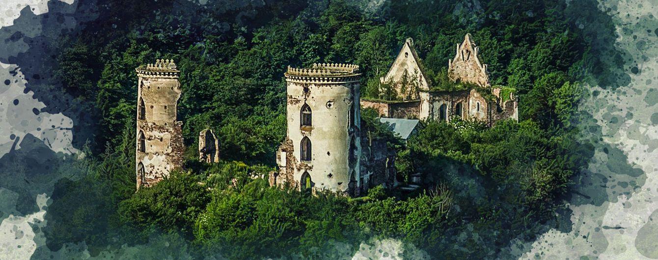 10 занедбаних палаців та замків України, які можуть зникнути назавжди