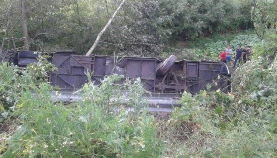 У Нікарагуа автобус впав у річку, є загиблі