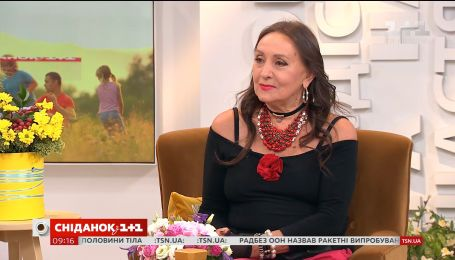 """Лариса Кадочнікова: """"Я ніколи нікому не заздрю"""""""