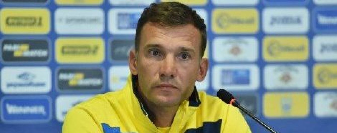 Шевченко: у нас будет два финала, и первый - это с Косово