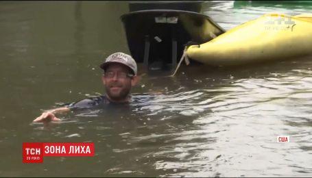 Кількість жертв урагану в Техасі вже сягнула 30 осіб