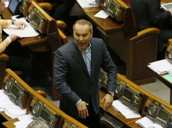 Шуфрич попросив суд взяти свого сина на поруки
