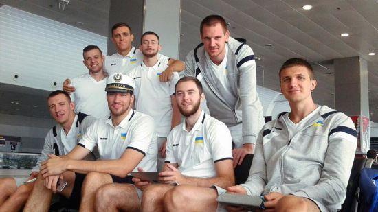 Став відомий склад збірної України на Євробаскет-2017