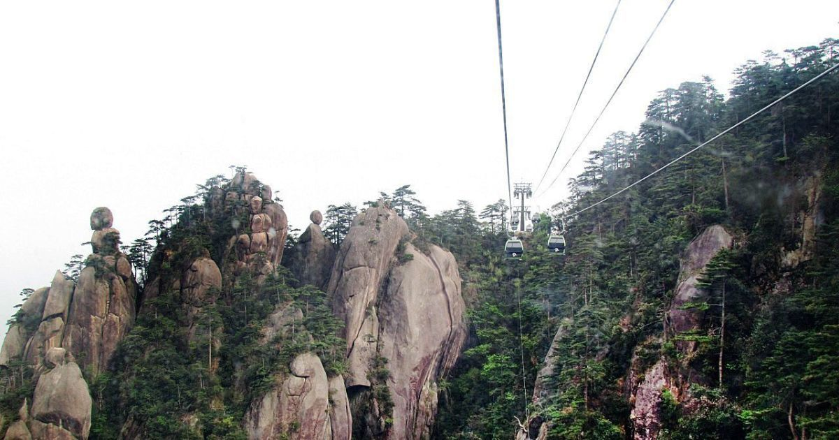 Ошеломляющий китай: 5 мест поднебесной, в которые невозможно не.