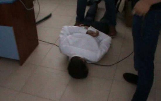 СБУ оприлюднила відео затримання на хабарі депутата міськради Рівного