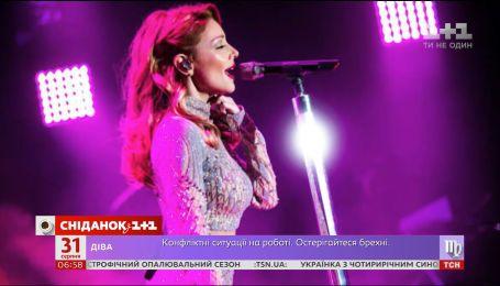 Тіна Кароль вирушила у наймасштабніший Всеукраїнський тур