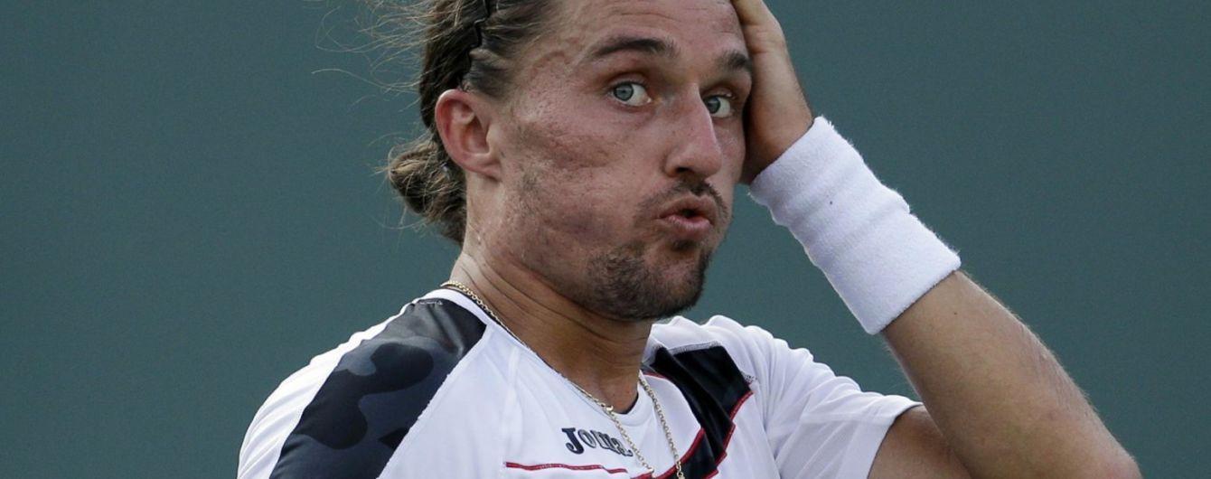 Украинец Долгополов вернулся в топ-50 теннисистов планеты