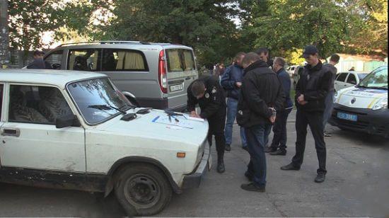 У Києві затримали банду серійних нападників на обмінники