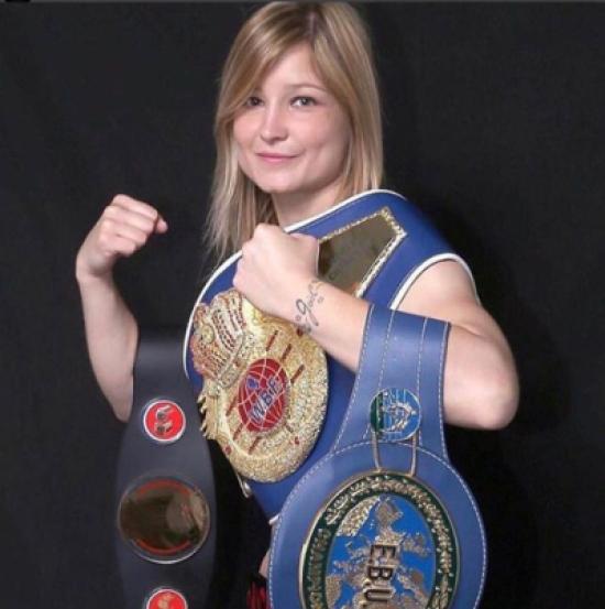 Французька чемпіонка світу з боксу померла після тренування