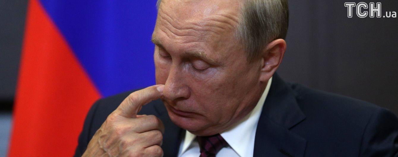 """Путин намекнул, что его боевики ОРДЛО могут """"ударить в другие зоны конфликта"""""""