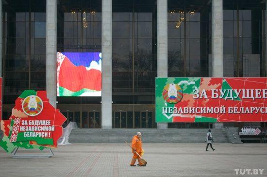 Білорусь націлилася на безвізовий режим з ЄС наступного року