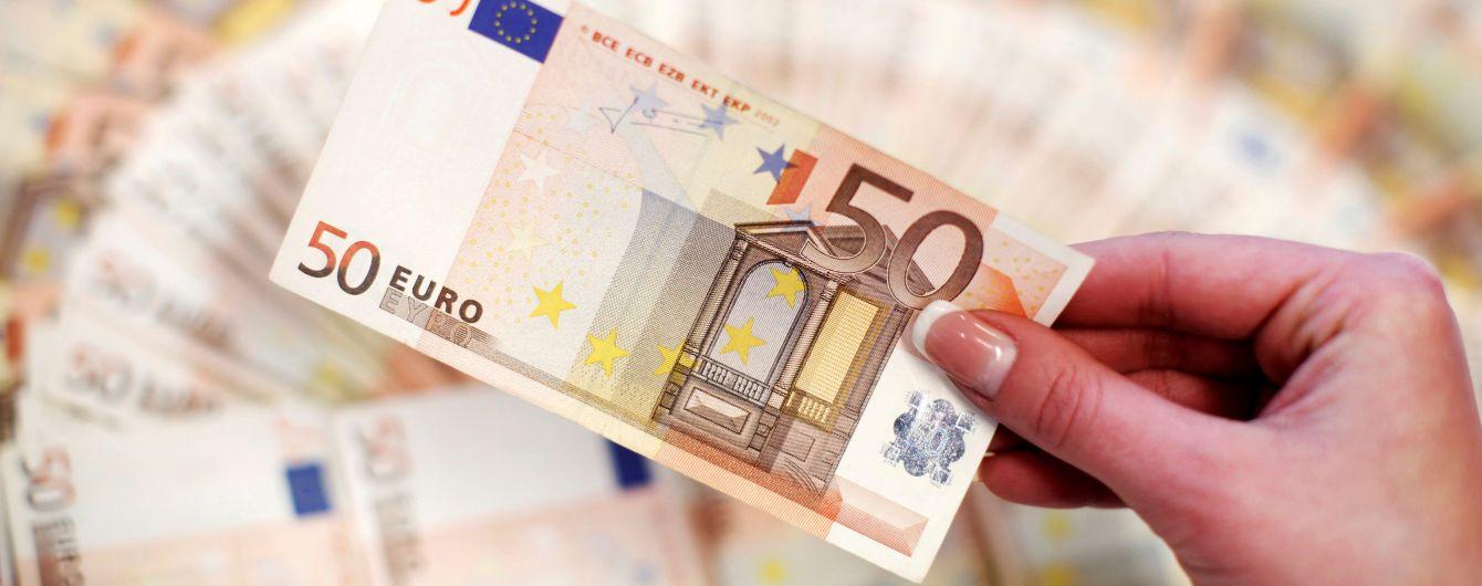 Євро коштуватиме майже 31 грн у курсах валют від НБУ на 7 вересня