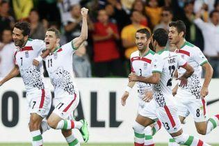 Збірна Ірану з футболу встановила неймовірне досягнення кваліфікації ЧС-2018