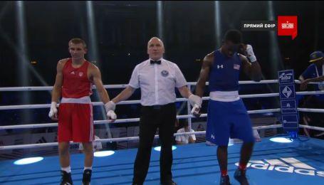 Кастинг троем боксерши